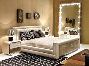 Зеркало в спальню в Екатеринбурге