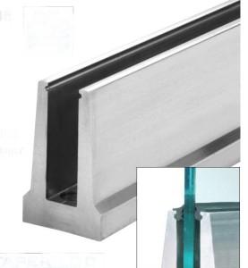 Алюминиевый профиль для стекла в Екатеринбурге