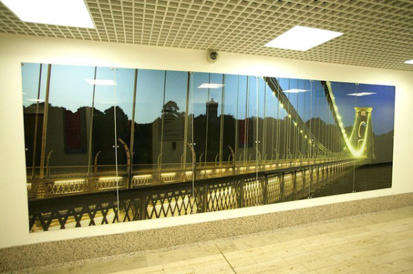 Фотопечать на стекле Екатеринбург