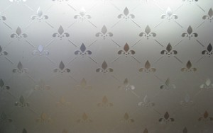 Матирование стекла в Екатеринбурге