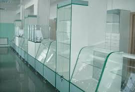 Стеклянные витрины в Екатеринбурге
