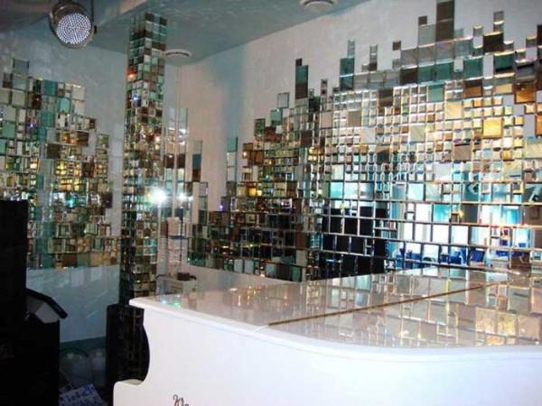 Панно из зеркала в Екатеринбурге