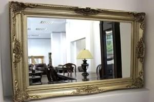 Зеркало в багете в Екатеринбурге