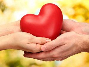 Модульные картины - любовь, сердца