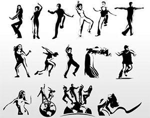 Пескоструйный рисунок - музыка, танец, спорт