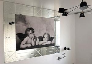 Гравировка зеркала в Екатеринбурге